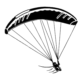 First-class paragliding area